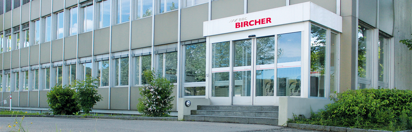Offices of Bircher ProcessControl, Beringen